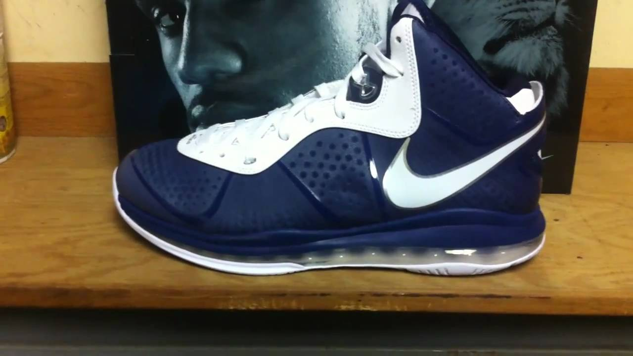 bab83d186fa8 ... where can i buy nike air max lebron 8 v2 yankees youtube 340ec 97aa6