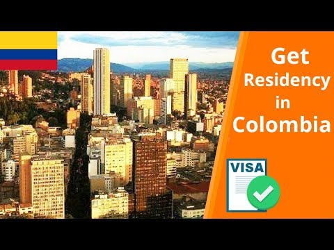 Visa Requirements Colombia | How To Apply For Residency (2018)
