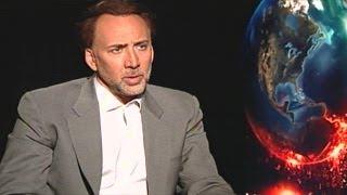 'Knowing' Nicolas Cage Interview