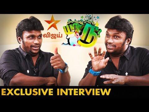 சிங்கப்பூர் தீபன் பெயரின் ரகசியம் இதுதான்   Actor Singapore Deepan Interview   VijayTV Siricha Pochu