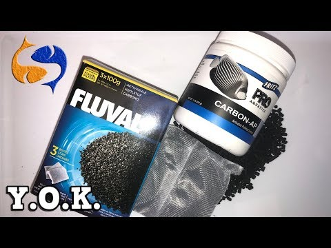 How Important Is Carbon In An Aquarium? You Oughta Know About Activated Carbon In Fish Tanks