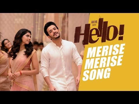 HELLO! Wedding Song - Akhil Akkineni,...