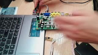 O'qish ''jurnal'' televizor ta'mirlash KIRISH protsessor RS232