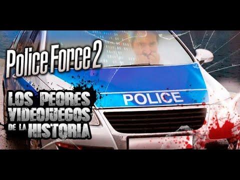 Los Peores Videojuegos de la Historia: Police Force