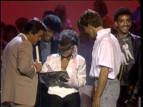 Dick Clark Interviews Lisa Lisa and Cult Jam - American Bandstand 1985
