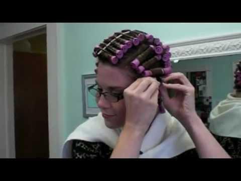 I Perm My Own Hair Youtube
