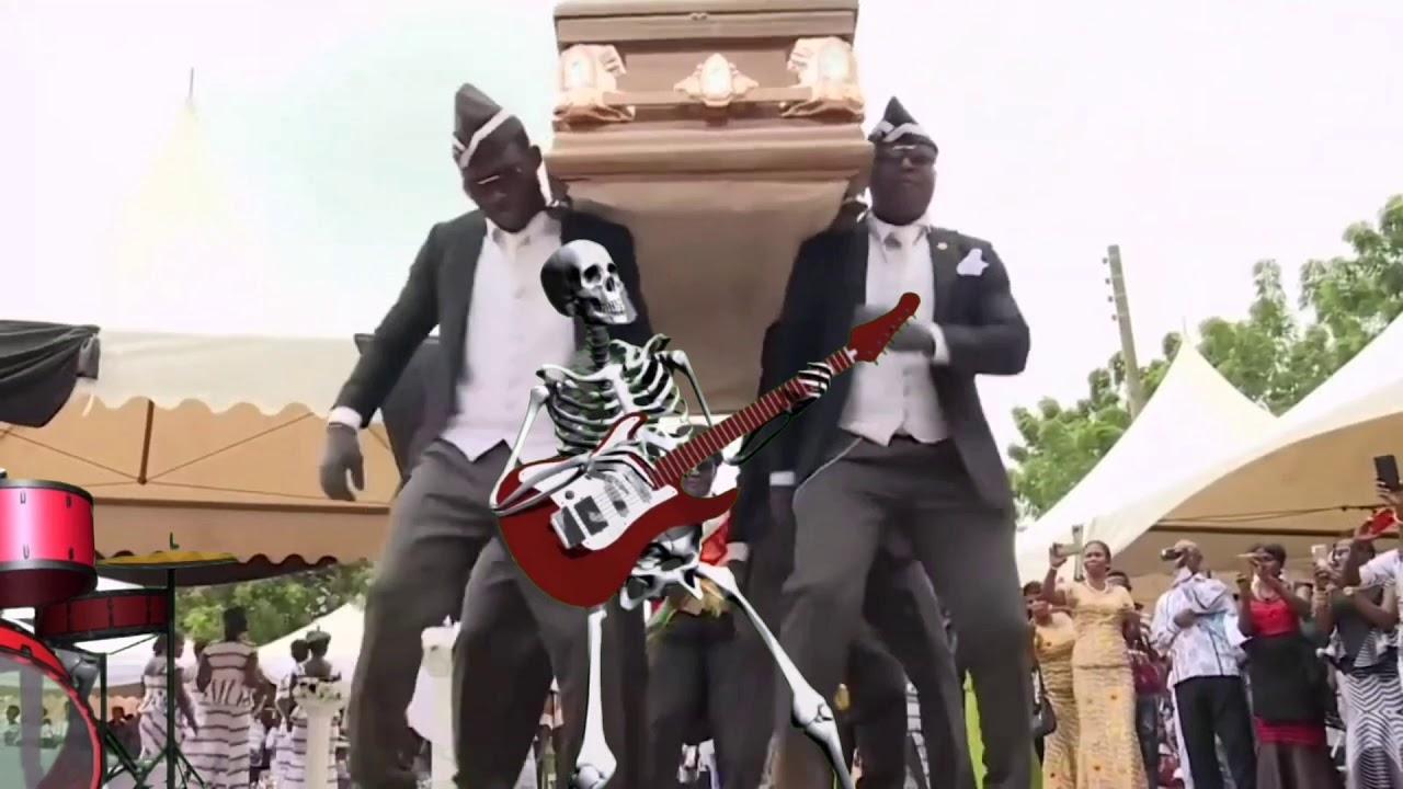 Dance meme coffin - YouTube