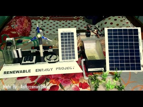 Renewable Energy Project