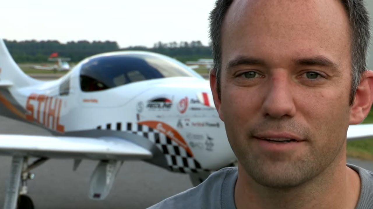 Team STIHL Air Racing: Passion and Purpose in the Air