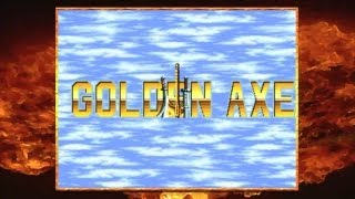 CGRundertow GOLDEN AXE III for Sega Genesis Video Game Review