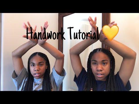 Handwork Tutorial ( Figure 8 )