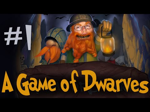 A Game of Dwarves: #1 - Living off lemons & Surge!