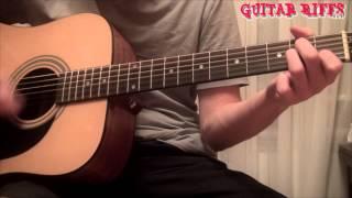 Алиса Сумерки Как играть на Гитаре