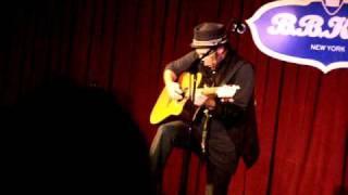Nils Lofgren Keith Don T Go BB Kings NY 9 9 10 Mov