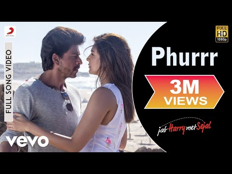 Phurrr - Full Song Video | Diplo & Pritam | Anushka | Shah Rukh
