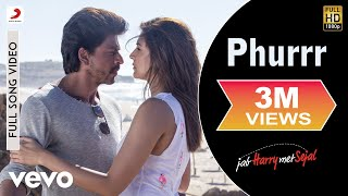 phurrr - full song video  diplo & pritam  anushka  shah rukh