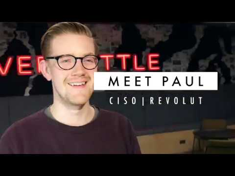 Meet Paul – Chief Information Security Officer