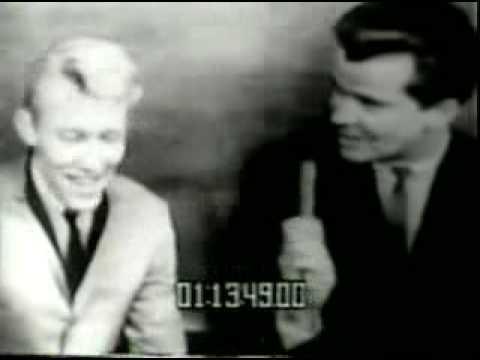 THE TRASHMEN - Surfin' Bird + Interview (1963)