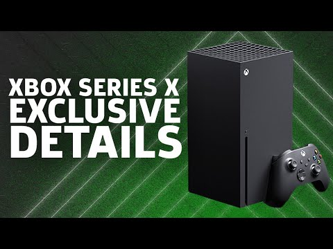 Xbox Series X - Exclusive Details On Microsoft's Next-Gen Console