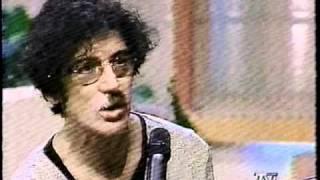 Charly garcía en De Pé a pá (TV Chilena 1996) Parte 1