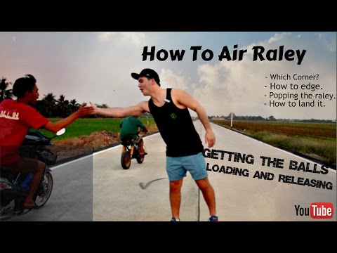 How To Air Raley - Cable