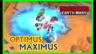 AUTOBOTS ATTACK 4.2 - Transformers: Earth Wars (Combiner