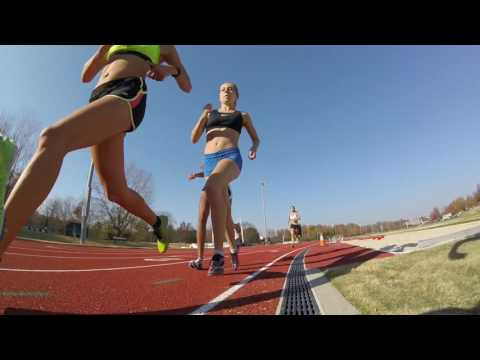 UNC Charlotte Cross Country/Track, 1K & 3K Time Trial