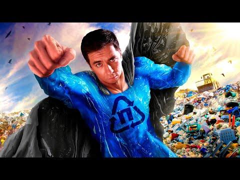 Пластик спасет человечество?