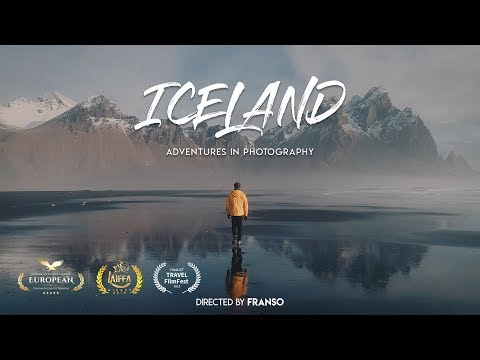 Iceland - Adventures in Photography 4K UHD | Epic Travel | Drone | Timelapse