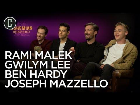 Bohemian Rhapsody Cast Interview