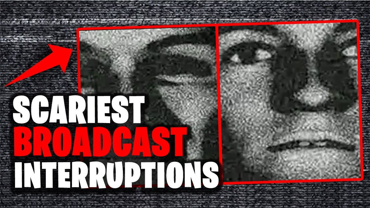 Download 10 SCARIEST Broadcast Interruptions *EVER*