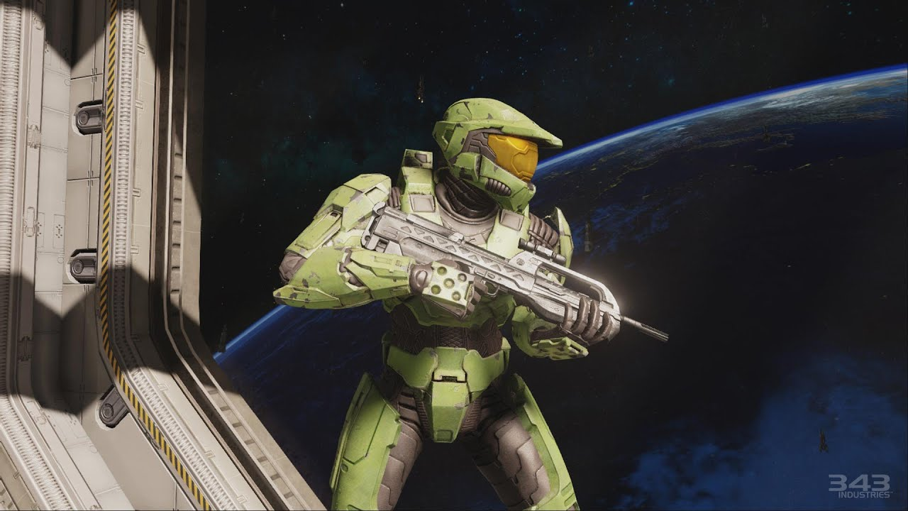 Halo Master Chief Collection S Lockout Is Still Brilliant Pax Prime