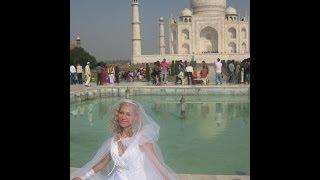 свадебное путешествие в Индию