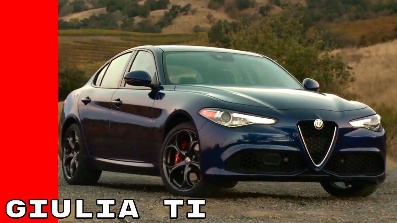 2017 alfa romeo giulia ti test drive and walkaround - youtube