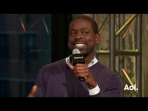 """Sterling K. Brown On """"The People V. OJ Simpson: American Crime Story"""" 