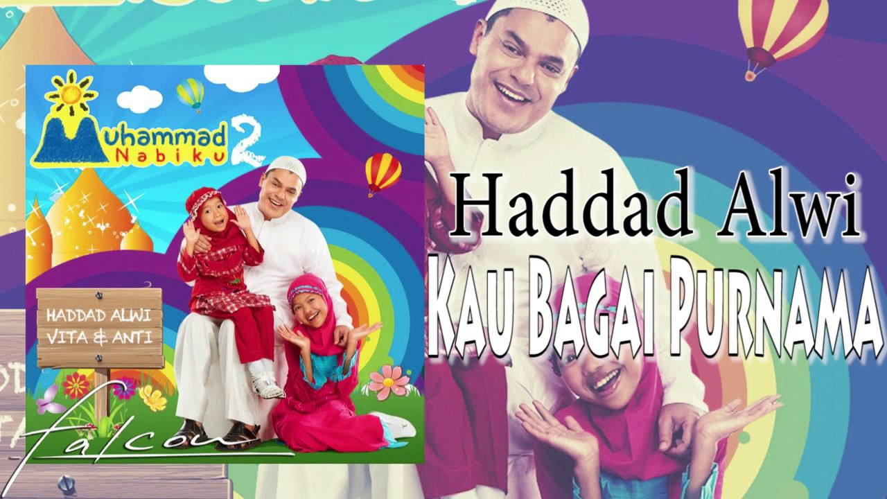 Haddad Alwi - Kau Bagai Purnama (Official Audio) - YouTube