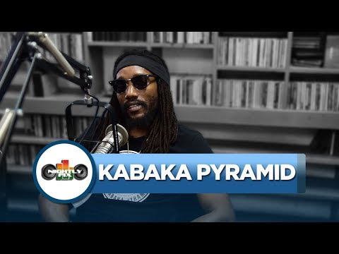 Kabaka Pyramid talks Jr. Gong producing his new album + feeling hurt by happenings in dancehall