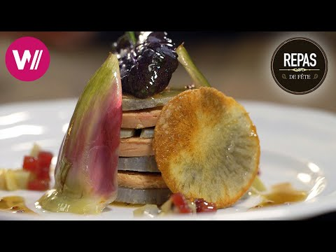 Royal Dinner | The Secret Recipes of the Lyon Mothers