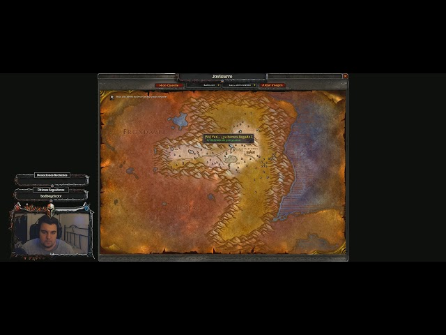 Resumen 1º Stream WOW Classic Twitch l [Javixurro211]