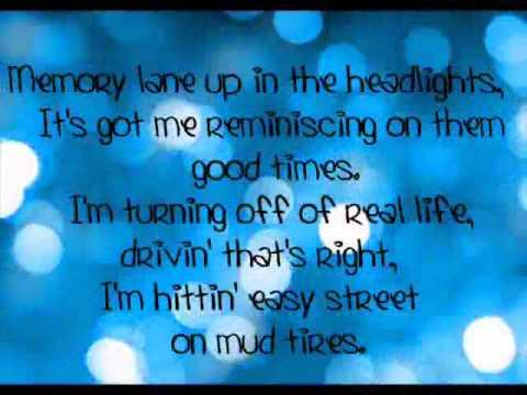 Dirt Road Anthem- Jason Aldean *Lyrics* - YouTube