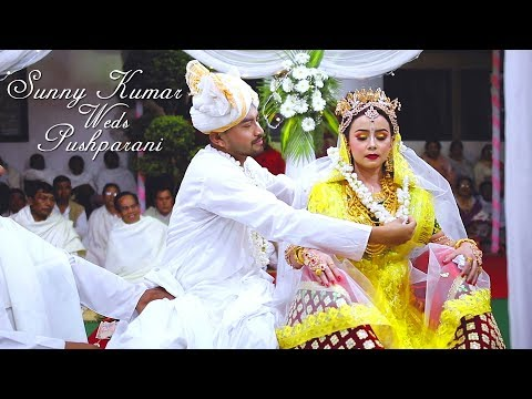 Sunny Kumar Naoshekpam Weds Pushparani Huidrom - Official Teaser 2018