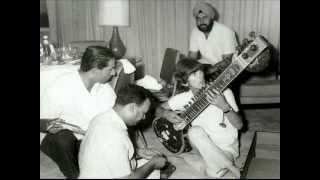 GEORGE HARRISON y la música india.