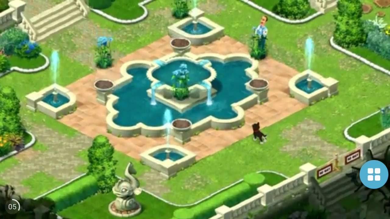Genial Garden Scapes Demo