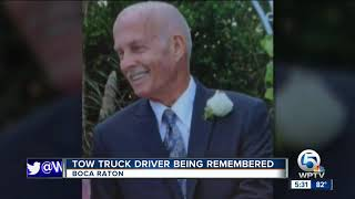 Richard Randolph: Tow truck driver killed at I-95 overpass remembered