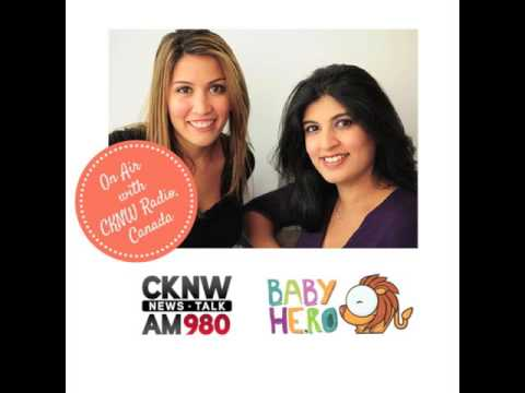 An  with Samantha Ferris of CKNW Radio, Vancouver
