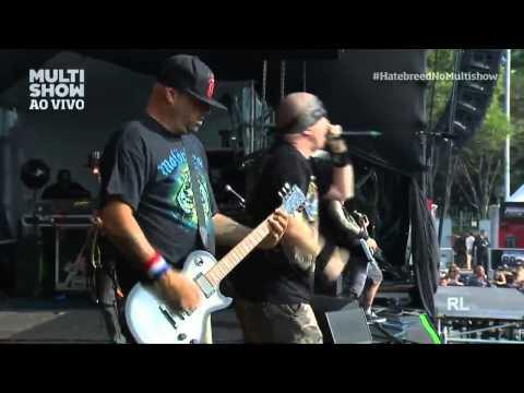 03 Hatebreed - Tear It Down (Monsters of Rock 2013)