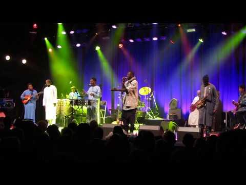 Orchestra Baobab (part 3) Live@Doornroosje Nijmegen (NL), November 05, 2017
