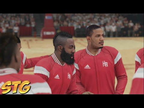 NBA 2k15 PS4 HD Gameplay - Houston Rockets vs Dallas Mavericks! Chandler Parsons Returns!