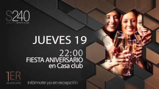 Fiesta aniversario Serrano Sports Club