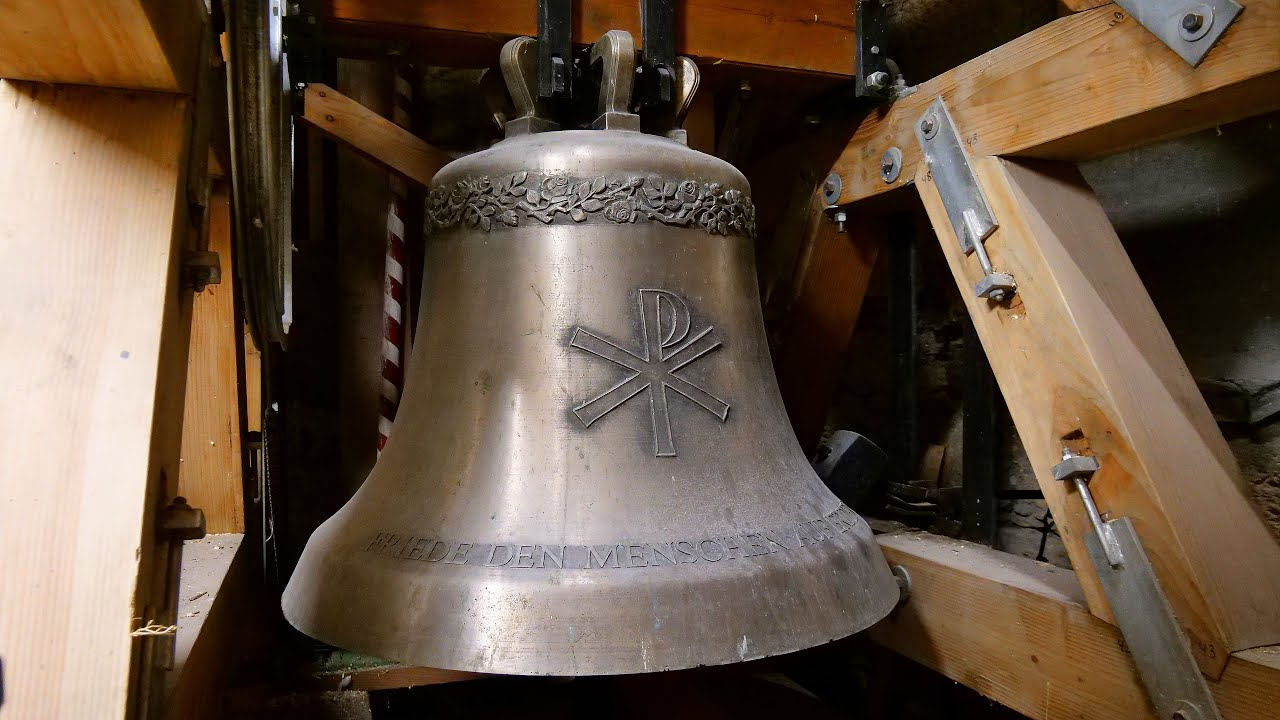 Illmensee (D - BW) Die Glocken der Pfarrkirche Mariä Himmelfahrt